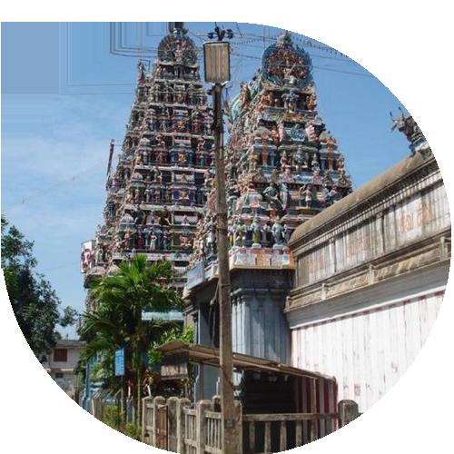 Hotels in Velankanni near Church
